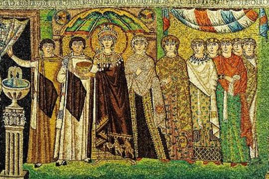 I mosaici ravennati sotto una nuova luce
