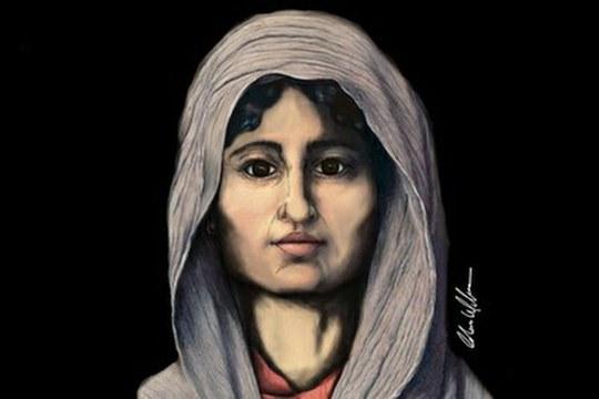 Ricostruito il volto di una giovane donna vissuta in Sicilia in epoca tardo imperiale