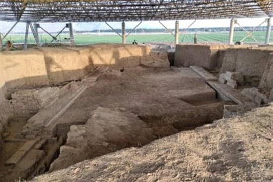 Torna alla luce la Porta di Tol-a Ajori: il monumento che celebra la conquista persiana di Babilonia